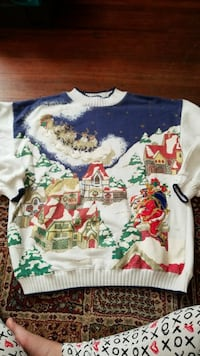 Need an ugly Christmas sweater? WOMEN'S  MEDIUM
