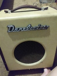 Danelectro amplifier Riverside, 92509