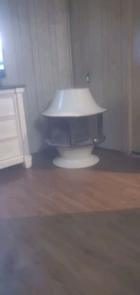 Chimney for inside the house.  Everything  is in a very nice condition