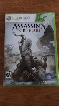 Xbox 360: Assassin's Creed 3 Rockville, 20852