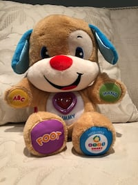 Fisher Price Laugh and Learn Smart Stages Puppy Mississauga, L5J 1R2