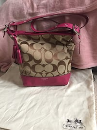 Coach bag excellent used condition