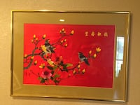 Asian silk picture Rockville, 20850