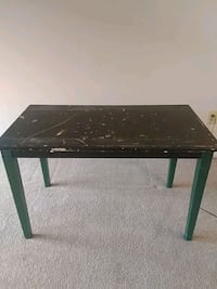 rectangular black wooden coffee table Silver Spring, 20906