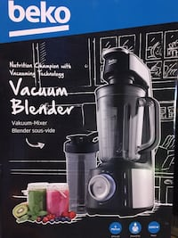 Vakum blender / smoothie BEKO