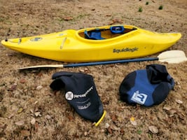 Liquid Logic Trigger kayak