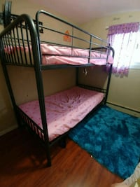 black metal bunk bed Eastern Passage, B3G 0E3