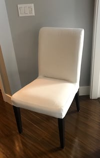 IKEA Dining Chair + Removable Cover Langley, V3A