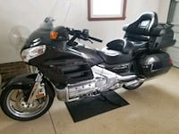 black and gray touring motorcycle Charlotte, 28216