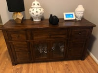 Wood kitchen or dining room cabinet  Silver Spring