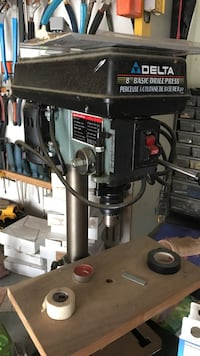 Black and gray craftsman radial arm saw very good condition Vaughan, L6A 1L8