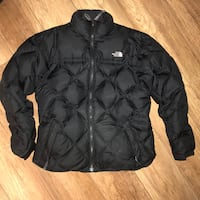 Girls North face winter jacket Coquitlam