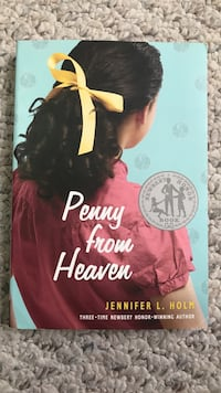 Penny From Heaven by Jennifer L. Holm book