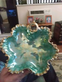 Crown vintage candy dish Mississauga, L4Y 4B7