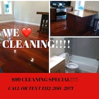 HOUSE CLEANING SPECIALS!  Chicago