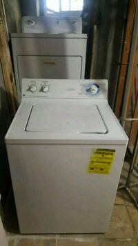 GE WASHER AND DRYER IN VERY GOOD CONDITION  Bridgeport, 06604