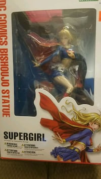 DC Comics Supergirl Kotobukiya Bishoujo Statue - Mint Condition Mississauga
