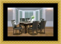 5pc dining table set with 4 chairs Lanham, 20706