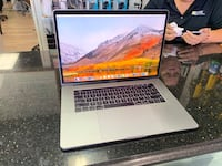 "2017 MacBook Pro 15"" Grey i7 2.9GHz 16GB 500GB AppleCare 4/19 30 Battery Cycles! @star_wireless Los Angeles, 90006"