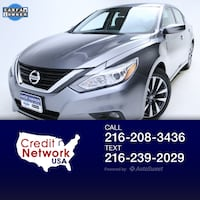 2017 Nissan Altima 2.5 SV Mayfield Heights, 44124
