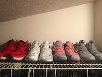 Lebrons size 11 Louisville, 40223