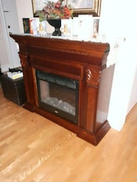 Electric fireplace  Montreal, H1N 3G4