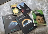 World Mysteries Book Collection Mississauga