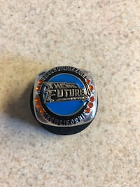"""a GRIZZLIES """" THE FUTURE"""" Ring Fresno, 93705"""