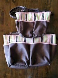 Diaper bag/Check out my other offers on my page.  Montebello