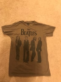 Beatles small t-shirt.  New Baltimore, 48047