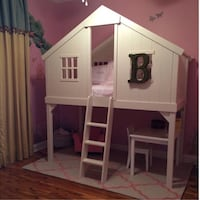 Pottery Barn Treehouse Bed Baton Rouge