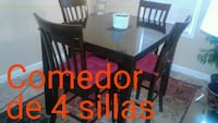 dining set.4. chairs  Clarksville, 37042