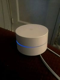 white and blue Google Wifi  Washington, 20020