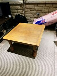Coffee table that expands