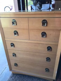 Dresser 3 Working Drawers $65.00  Dresser Tall $85.00  All drawers Work Great No Holds Modesto Modesto