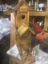 Hand crafted custom birdhouse Nashville, 37138