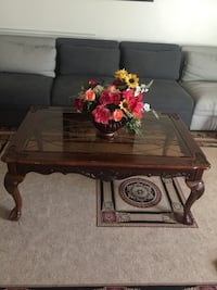 Glass top coffee table  Woodbridge, 22191