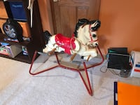 King Prancer Rocking Horse Crystal Lake, 60012