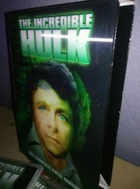 Incredible hulk first complete season DVD  Corpus Christi