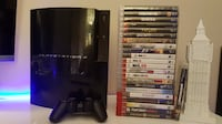 Playstation 3 - Japan Edition (All Black) Laval