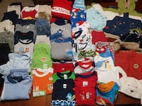 BOYS SIZE 12-24 MTHS LOT (47 Pieces in total) WOODBRIDGE