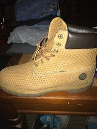Timberlands size 13 Greene, 17222