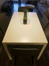 white table Laval, H7P 0A6