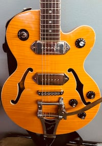 Epiphone 2018 Wildkat Semi-Hollow Electric with Bigsby *Trades* Winnipeg