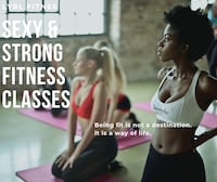 Fitness Classes Mississauga