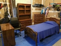 Youth Twin Bedroom  Set Clifton