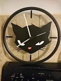 Handpainted wall clock Saint Catharines