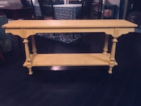 Upcycled Entryway Table with Mirror Chula Vista, 91910