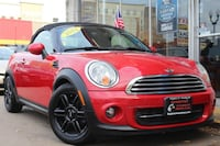 2012 MINI Roadster for sale Arlington
