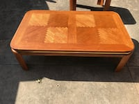 Coffee Table and 2 End Tables Oklahoma City, 73012